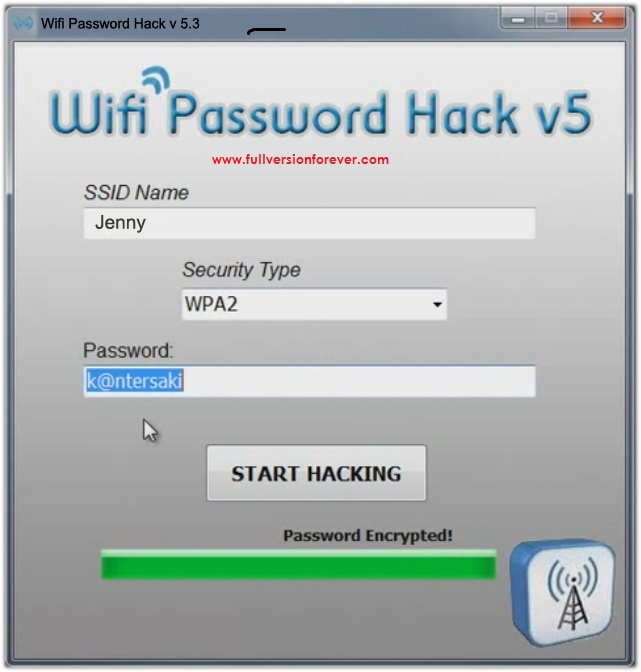 Wi-Fi Password Hack V5.6